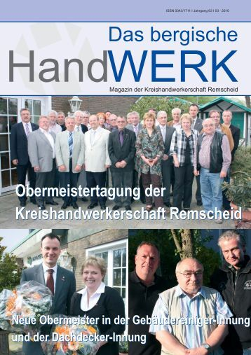 Ausgabe 03 I 2010 - Elektro-innung-rs.de