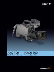 HXC-100 HXCU-100