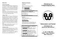Programm - awa-info.eu