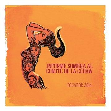 informe-sombra-al-comite-de-la-cedaw-ecuador-2014