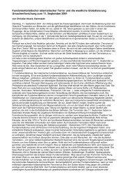 Ursachenforschung zum 11. September 2001 - awa-info.eu
