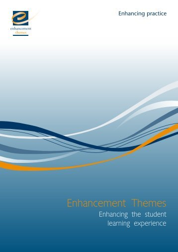 Enhancement Themes - the Enhancement Themes website