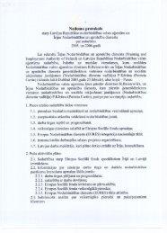 Nodomu protokols - Nodarbinātības Valsts Aģentūra