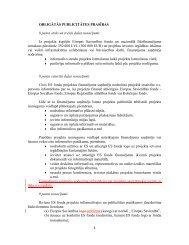 2013.gada plānošanas perioda publicitātes vadlīnijām Eiropas ...