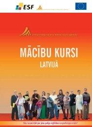 Mācību kursi Latvijā - Nodarbinātības Valsts Aģentūra