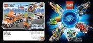 Pokieruj ruchem w LEGO® City!