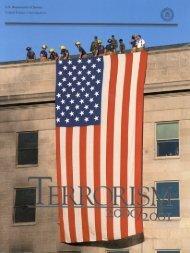 Terrorism 2000-20001 - Higgins Counterterrorism Research Center