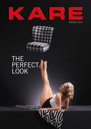 KARE - THE PERFECT LOOK - TRENDS 2015