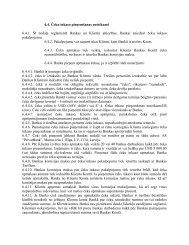 6.4. Čeku inkaso pieņemšanas noteikumi 6.4.1. Šī nodaļa ...