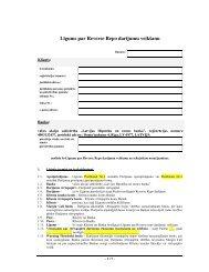 Līgums par Reverse Repo darījumu veikšanu - Hipotēku banka