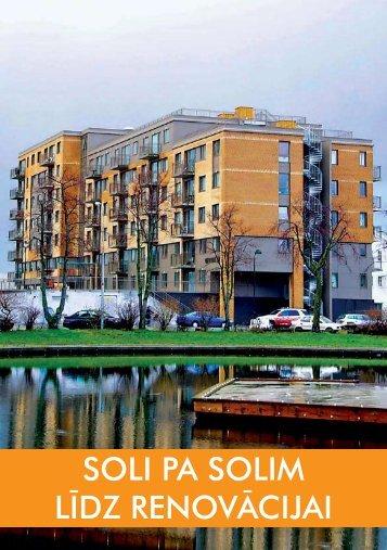 Soli pa Solim līdz renovācijai - Hipotēku banka