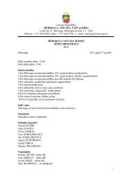 Sēdes protokols Nr.2