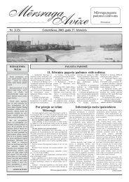 Februāra numurs (.pdf) - Mērsraga pagasta padome