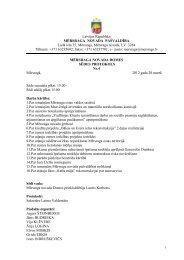 Sēdes protokols Nr.4