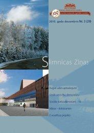 Slimnīcas Ziņas, decembris, 2010 - P. Stradiņa Klīniskā universitātes ...