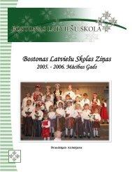 2006. g. Skolas Ziņas