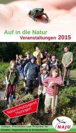 Auf in die Natur 2015