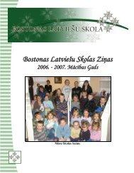 2007. g. Skolas Ziņas