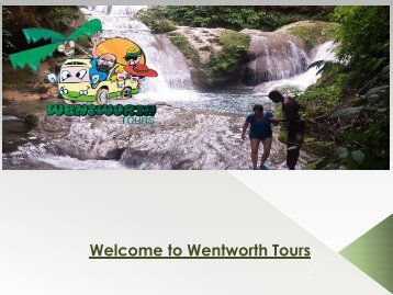 Welcome to Wentworth Tours
