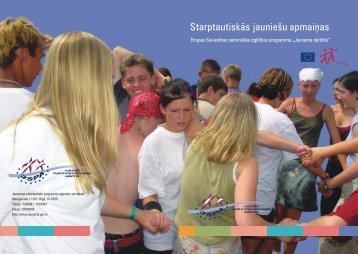 Starptautiskās jauniešu apmaiņas - Jaunatnes starptautisko ...