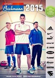 Sport Böckmann Katalog 2015