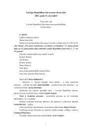 2012.gada 13.novembra tiesas sēdes ... - Satversmes tiesa