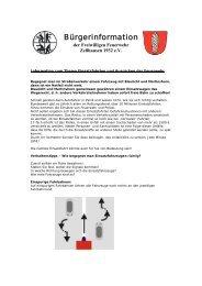 Allgemeine Information zu Einsatzfahrten - Freiwillige Feuerwehr ...