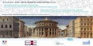 stadterhaltung und urbane veränderung - Forschungszentrum für ...