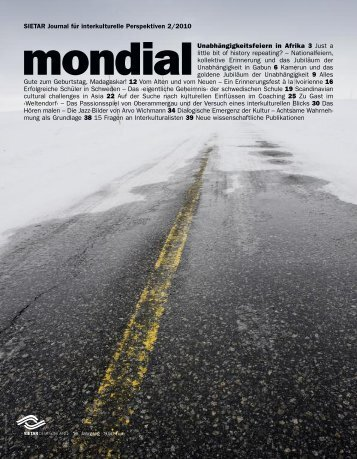 Leseprobe 2/2010 herunterladen - Mondial