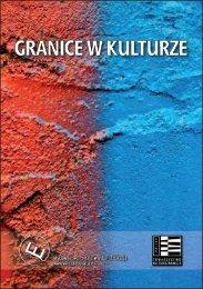 Granice w kulturze - Wiedza i Edukacja