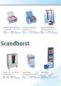 Scandborst katalog - Alfort & Cronholm - Page 5