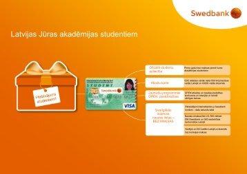 ISIC kartes piedāvājums LJA studentiem - Latvijas Jūras akadēmija