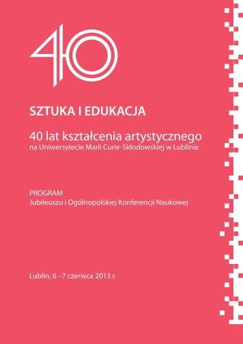 Program - Wiedza i Edukacja