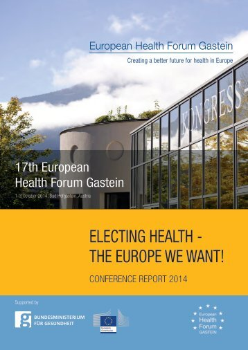 EHFG_2014_Conference_Report