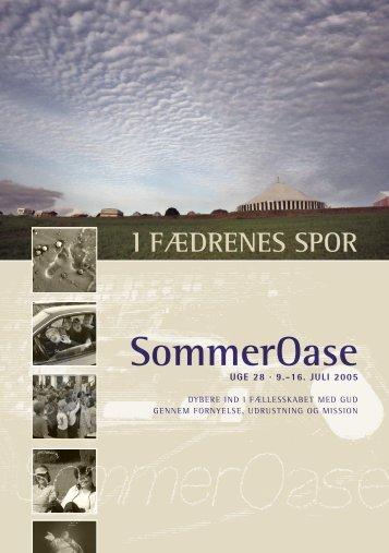 i fædrenes spor - DanskOase.dk