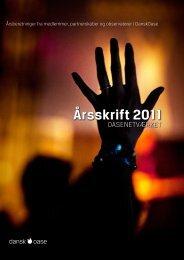 Årsskrift 2011 - Dansk Oase - DanskOase.dk