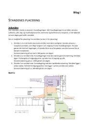 STANDENES PLACERING - DanskOase.dk