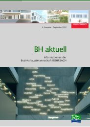 4. Ausgabe der Zeitung BH aktuell - Land Oberösterreich
