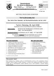 (94 KB) - .PDF - Gemeinde St. Ulrich im Mühlkreis