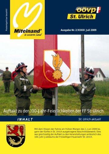 (936 KB) - .PDF - Gemeinde St. Ulrich im Mühlkreis