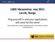 Plug yourself in and your app will never be the same.pdf - LSBG