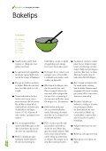 Oppskrifter - Opplysningskontoret for brød og korn - Page 2