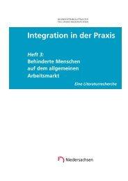 Integration in der Praxis - Behindertenbeauftragter des Landes ...