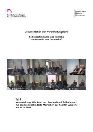 Nr. 32 - Behindertenbeauftragter des Landes Niedersachsen ...