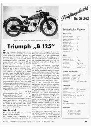 Prüfbericht Motor und Sport 1942 - TWN Zweirad IG