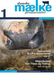 Danske Mælkeproducenter - februar 2014