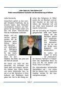 Gemeindebrief - Regenbogengemeinde - Page 4