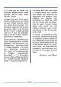 Gemeindebrief - Regenbogengemeinde - Page 5