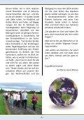 Gemeindebrief - Regenbogengemeinde - Page 6