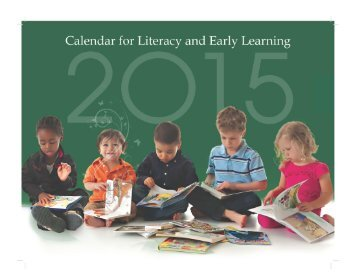 2015-Calendar-for-Literacy-and-Early-Learning